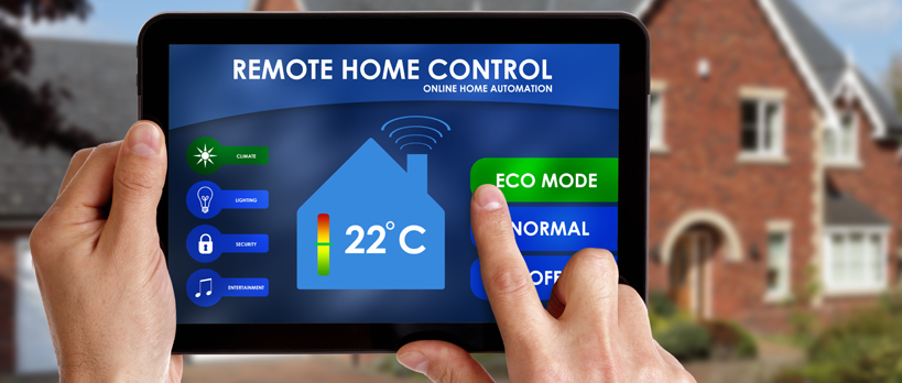 smart heating control